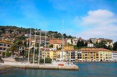Porto Santo Stefano l'Italie Images libres de droits