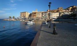 Porto Santo Stefano Stock Images