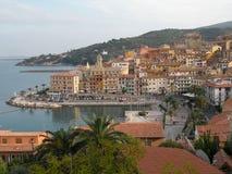 Porto Santo Stefano Stock Photo