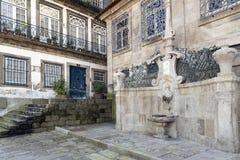 Porto. Se Cathedral Porto, Portugal tal Stock Images