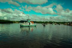 Bahia Porto Seguro Stock Image