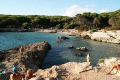 Porto selvaggio beach Royalty Free Stock Image
