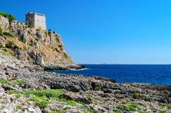 Porto Selvaggio Puglia (Italy) Royalty Free Stock Images