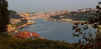 Porto sikt royaltyfri bild