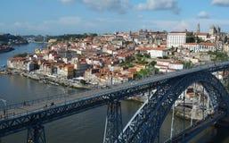 Porto stad 3 Arkivbild