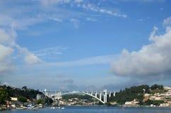 Porto Stad Stock Afbeeldingen
