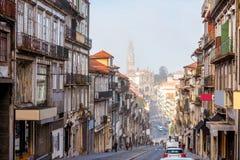 Porto stad in Portugal stock foto