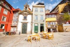 Porto stad in Portugal royalty-vrije stock afbeeldingen