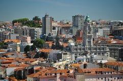Porto stad, Portugal Stock Foto's