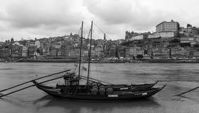 Porto stad, Portugal Stock Afbeeldingen