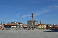 Porto stad, Portugal, Europa Royalty-vrije Stock Afbeelding