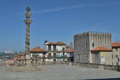 Porto stad, Portugal, Europa Arkivbild