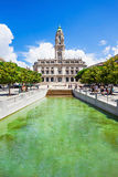 Porto stadshus Arkivbilder
