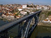Porto-Stadtbild, Portugal Lizenzfreies Stockbild