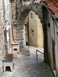 Porto straat Stock Foto's