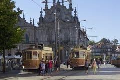 Porto straat royalty-vrije stock fotografie