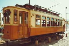 Porto Streetcar Royalty Free Stock Image