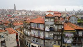 Porto streets, Portugal Royalty Free Stock Photography