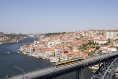 Porto Town Royalty Free Stock Photography