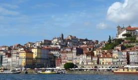Porto Town 1 Stock Image