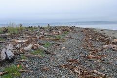 Porto Townsend Fort Worden immagine stock libera da diritti