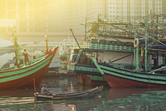 Porto tradizionale fotografie stock