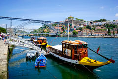 Porto travel background Stock Photos