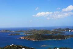Porto tropical imagens de stock royalty free