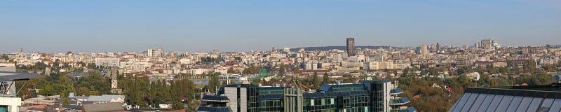 Porto turistico di Belgrado su Sava River With Kalemegdan Fortress e fotografie stock libere da diritti