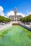 Porto urząd miasta Obrazy Stock