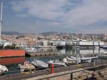 Porto Vecchio Genoa Italy Stock Photo