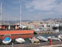 Porto Vecchio Genoa Italy Stock Images