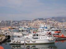 Porto Vecchio Genoa Italy Royalty Free Stock Images