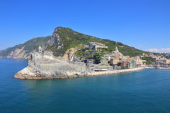 Porto Venere and Cinque Terre, Liguria, Italy Royalty Free Stock Image