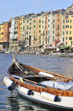 Porto Venere harbor Stock Photo