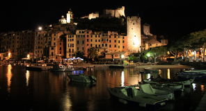 Porto Venere, Italy. Stock Photos