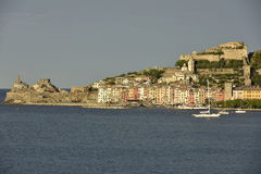 Porto Venere, Italy Stock Photography