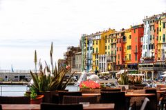 Porto Venere, Cinque Terre, Italy royalty free stock photography