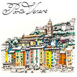 Porto Venere, La Spezia, Liguria, Italy Royalty Free Stock Images