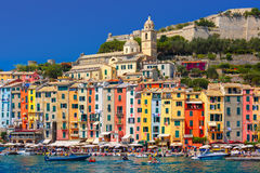 Porto Venere, La Spezia, Liguria, Italy Royalty Free Stock Photography
