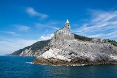 Porto Venere, Liguria, Italy Stock Image