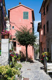 Porto Venere, Liguria, Italy Stock Photography