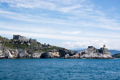 Porto Venere, Liguria, Italy Royalty Free Stock Photos