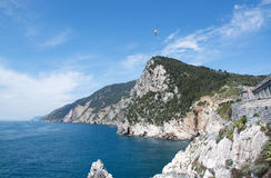 Porto Venere, Liguria, Italy Royalty Free Stock Images