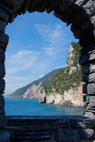 Porto Venere, Liguria, Italy Royalty Free Stock Photo