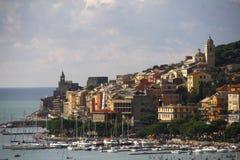Porto Venere Royalty Free Stock Photos