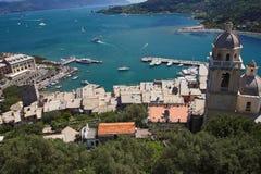Porto venere view Royalty Free Stock Photography