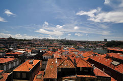 Porto view Stock Images