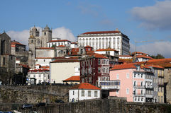 Porto, view from boat Royalty Free Stock Photos