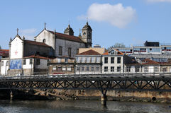 Porto, view from boat Royalty Free Stock Photography